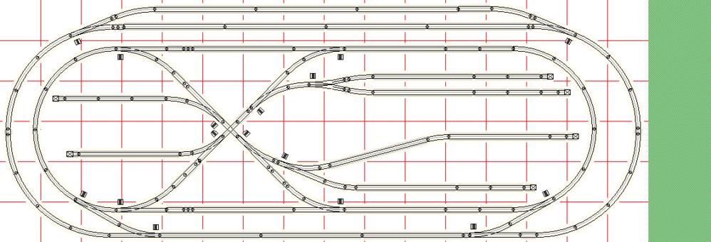 Fastrack Layout Ideas For 6 U0026 39 X16 U0026 39  Table