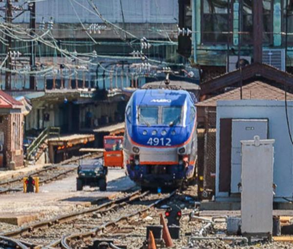 Modern Amtrak