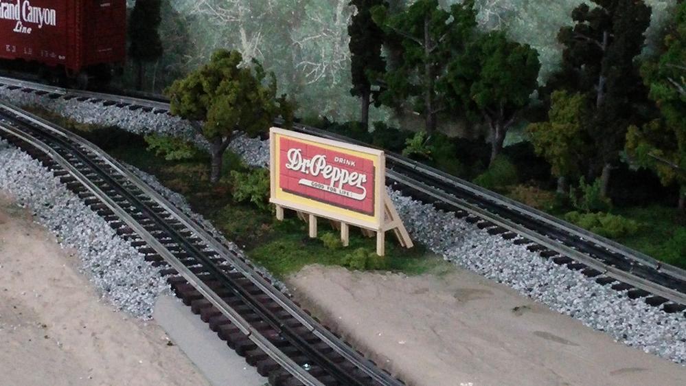 O Gauge Ballast Questions O Gauge Railroading On Line Forum