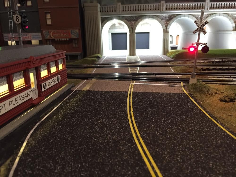 Lionel fast track crossing kit bashing – Lionel Fastrack Wiring Signals