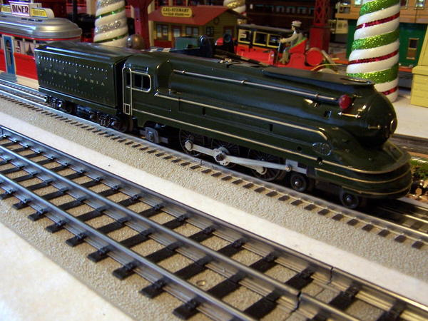 Lionel 1688 with Marx Motor 2