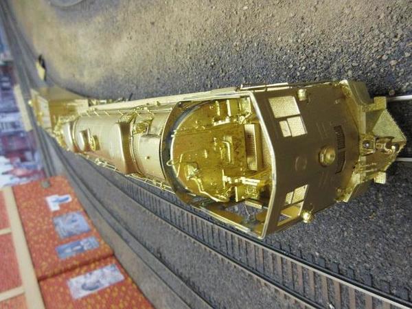 SP AC-7 4-8-8-2 cab forward key 14