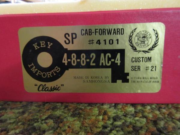 SP AC-4 4-8-8-2 Key 01