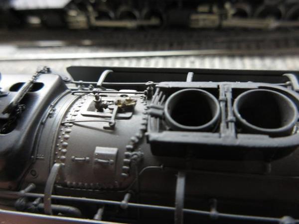 UP 4-6-6-4 grey SD key 08