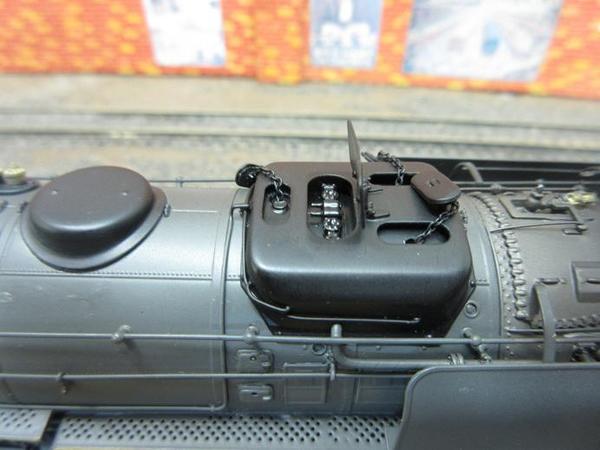 UP 4-6-6-4 grey SD key 10