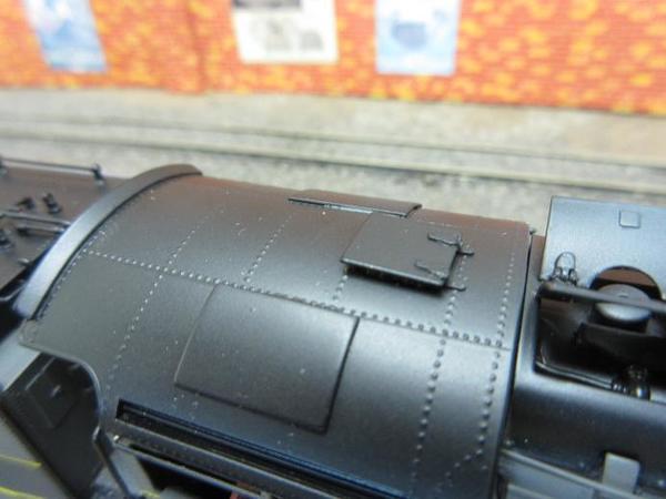 UP 4-6-6-4 grey SD key 13