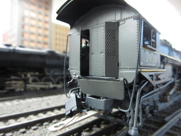 UP 4-6-6-4 grey SD key 15