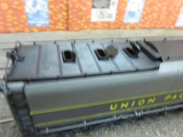 UP 4-6-6-4 grey SD key 17