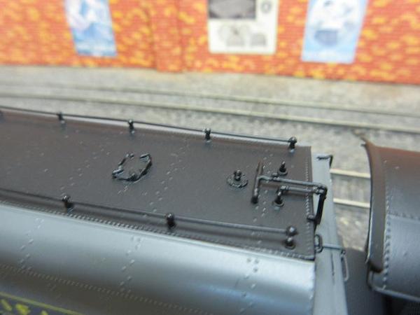 UP 4-6-6-4 grey SD key 18