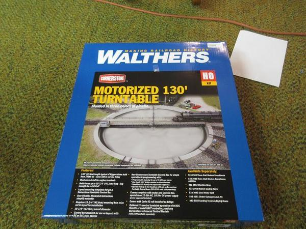 turntable walthers 130 foot 01