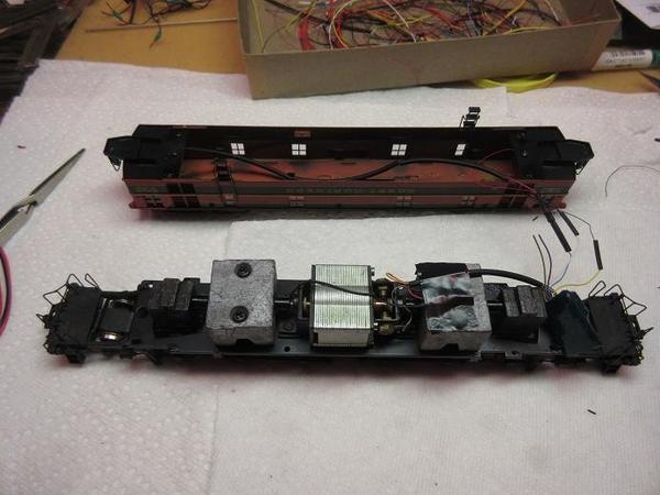 GN Y-1 electric tenshodo #5012 01