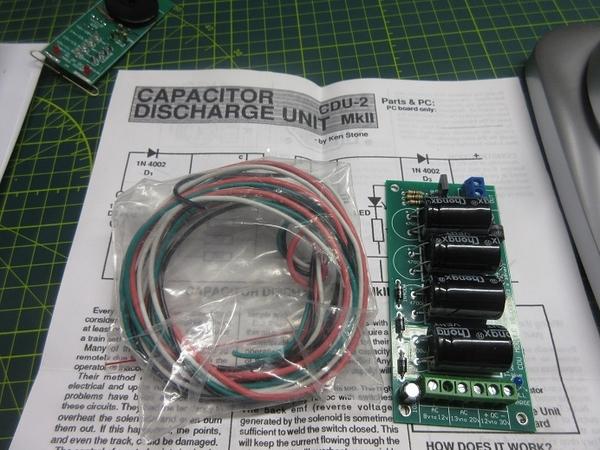 capacitor discharge unit 01