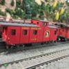 silver streak freight cars 16