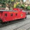 silver streak freight cars 17
