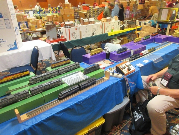 S Gauge convention 2019 09