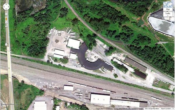 Utica Roundhouse 2012