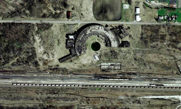 Roundhouse - Crestline