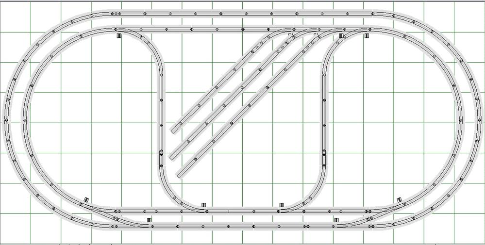 8 x 16 fastrack layout opinions needed