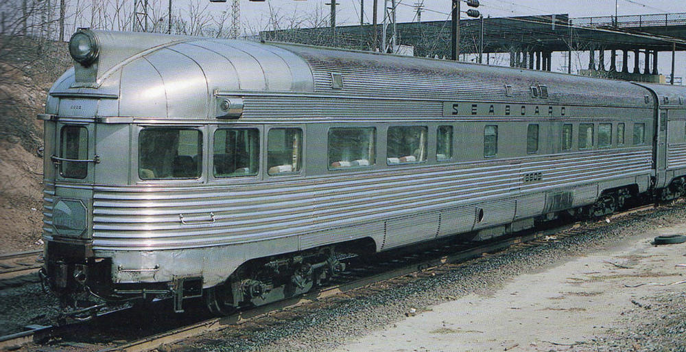 Prr Quot Silver Meteor Quot Coaches From Golden Gate Depot O
