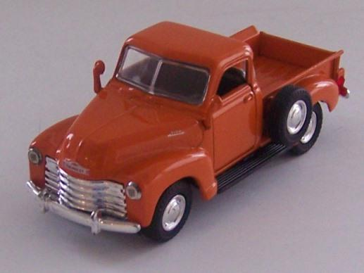 Road Champs 6482 1:43 scale diecast 1953 Chevy 3100 pickup ...