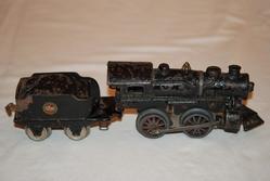 176 cast iron loco w no. 12 tender