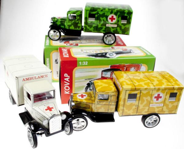 Kovap Ambulances