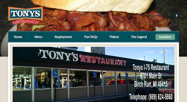 Tony's Resturant