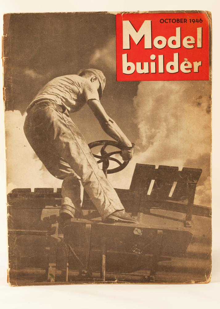 Lionel Model Builder Magazines 1940 39 S And Lionel Operating
