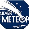 silver meteor logo: Drum Head