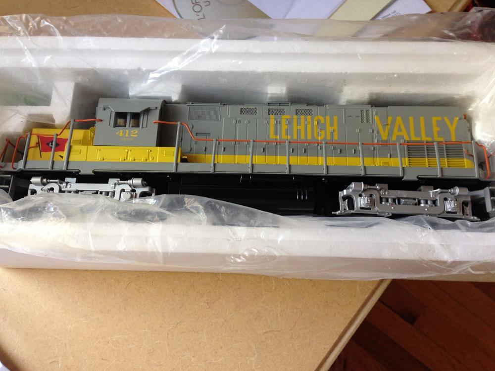 Fs Lehigh Valley C420s O Gauge Railroading On Line Forum