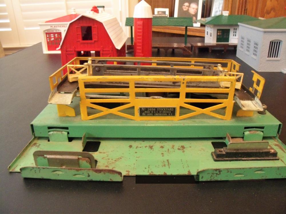 Wiring Diagram Lionel Cattle Car : Lionel cattle car corral o gauge railroading on line forum