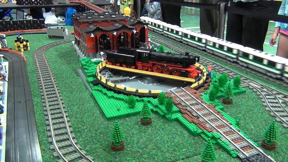 Lego Scenery O Gauge Railroading On Line Forum