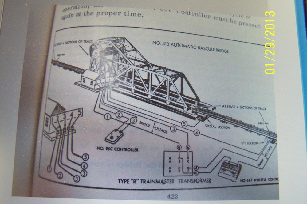 Lionel 313 bascule bridge help o gauge railroading on line forum files cheapraybanclubmaster Gallery
