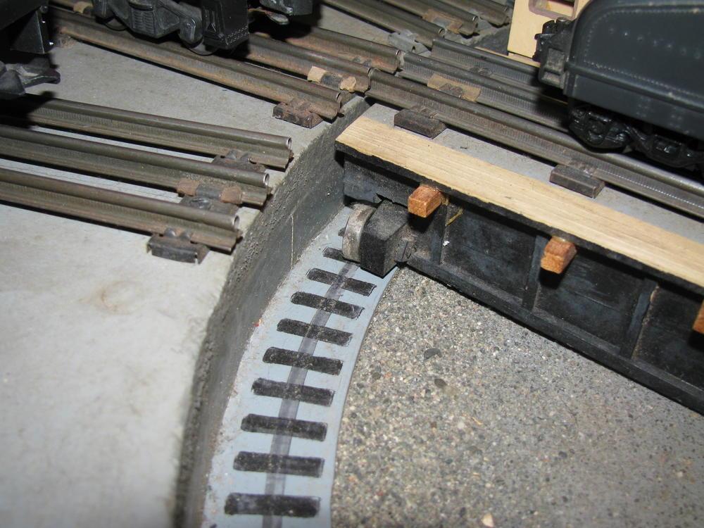 O Gauge Turntable | O Gauge Railroading On Line Forum