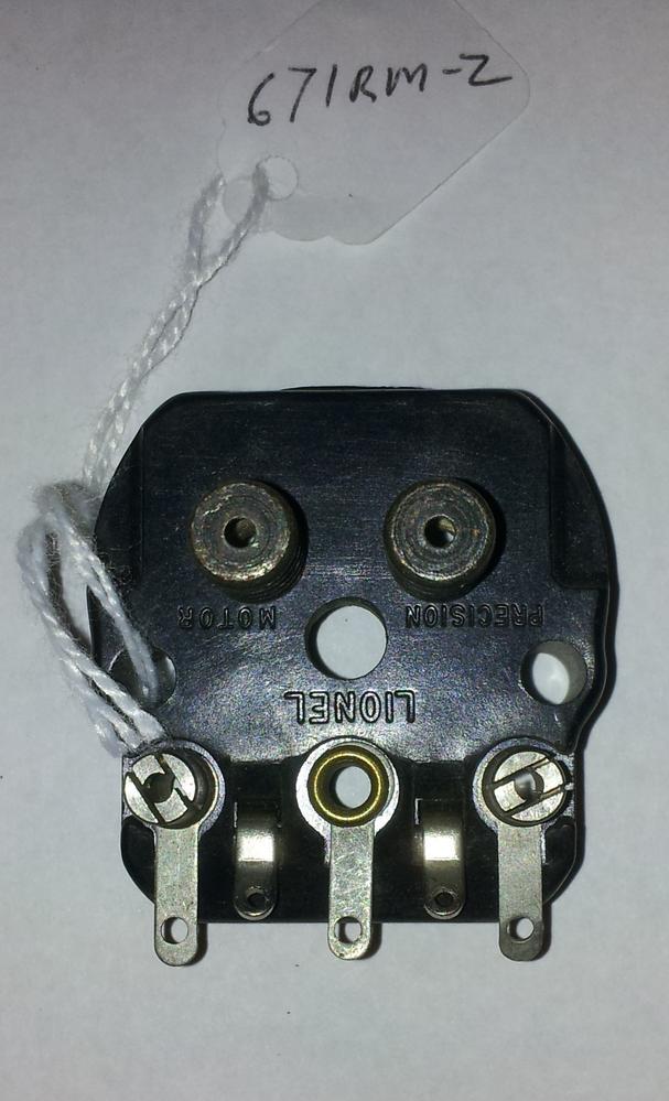 Postwar Lionel High Stack Gold seal motors – Lionel 726 Wiring-diagram