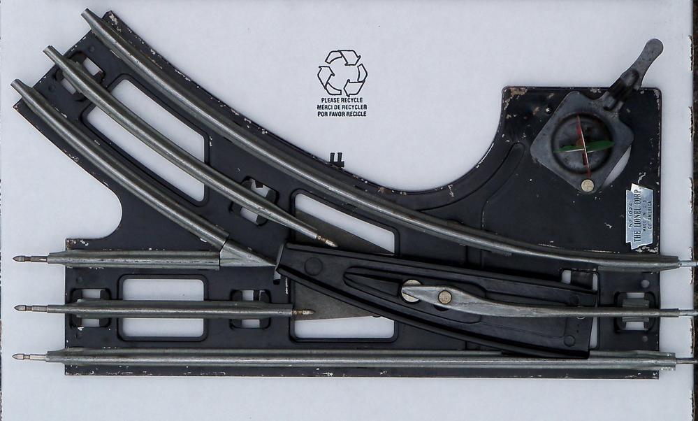 Marx 1590 Metal Switches – Lionel 1121 Switch Wiring Schematics