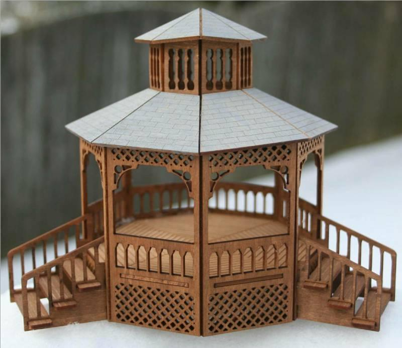 Looking For A Bandstand Rotunda O Gauge Railroading On