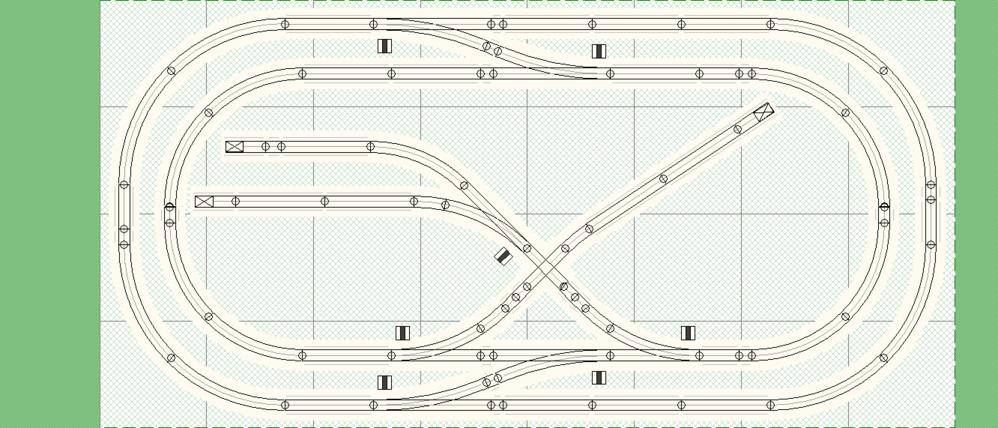 Lionel fastrack layout book httpwixafeudjimdocom pictures