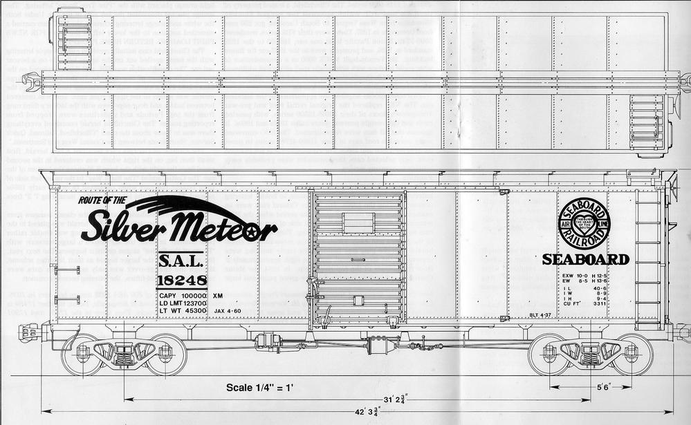 ... sal 1932 a boxcar ...