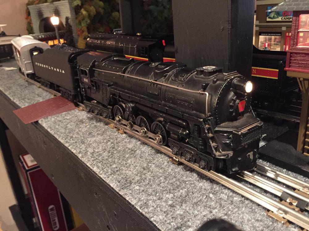 purchased my first postwar locomotive o gauge railroading on line rh ogrforum ogaugerr com