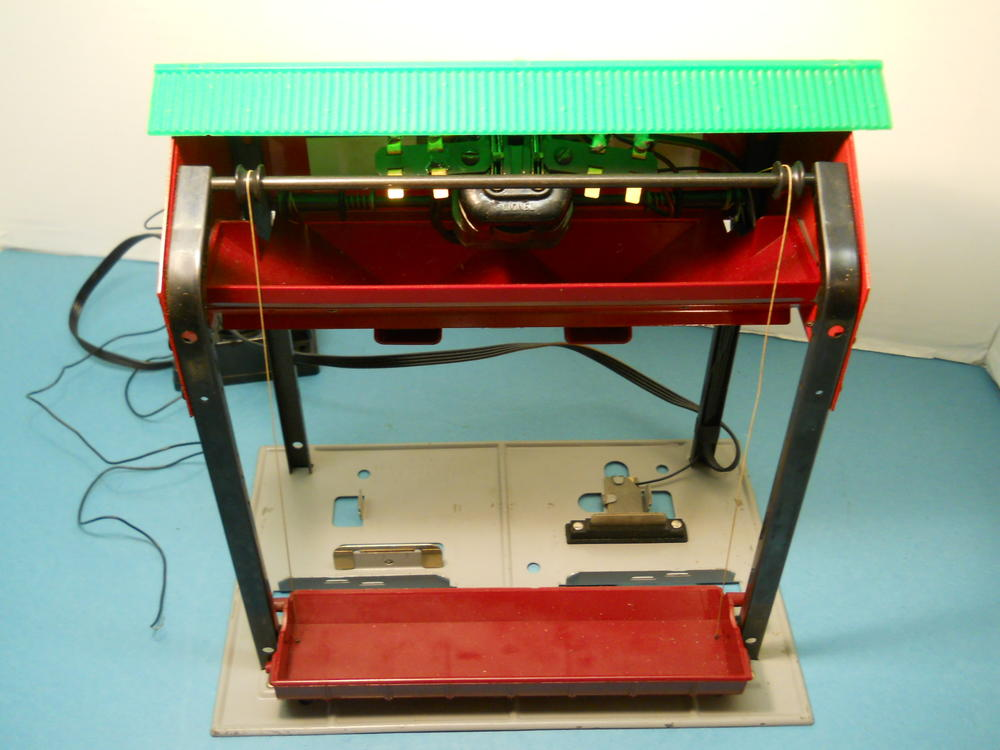 lionel postwar coaling station 497 100 o gauge. Black Bedroom Furniture Sets. Home Design Ideas