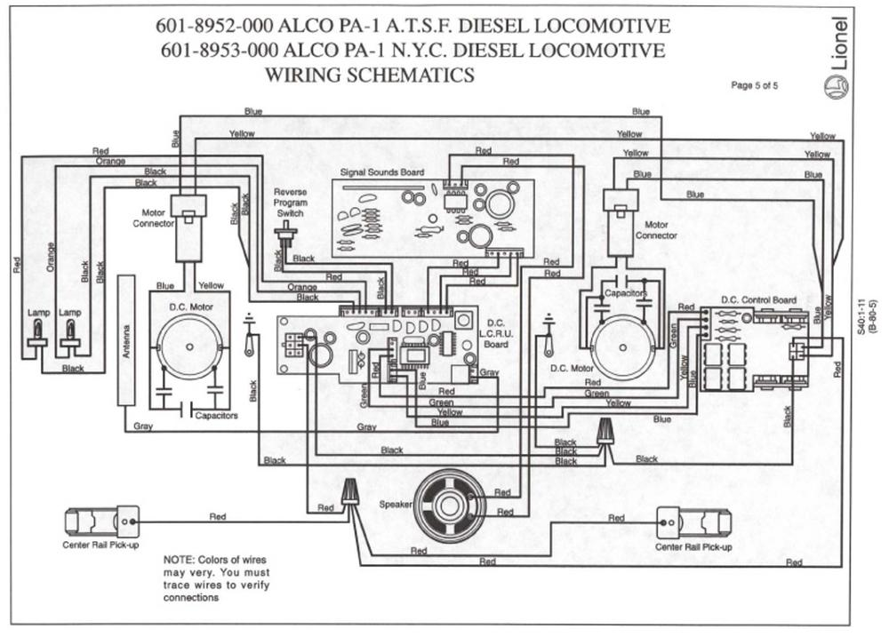 lionel train engine wiring diagrams wiring diagram for lionel 6-18573 pictures added | o gauge ... lionel 256 engine exploded diagrams