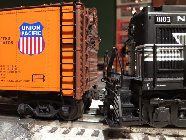Installing Kadee Couplers using Mario's[ CentralFan1976 ) Shapeway products: update 27 Oct MTH GP30 | O Gauge Railroading On Line Forum