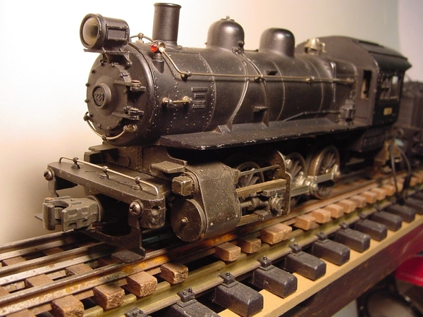 PRR Lionel 228 from Jan 2019