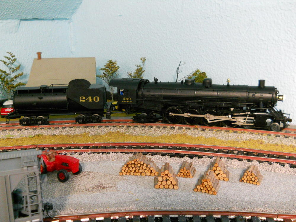 Mountain Vista Water Tank Bell : Back head o gauge railroading on line forum