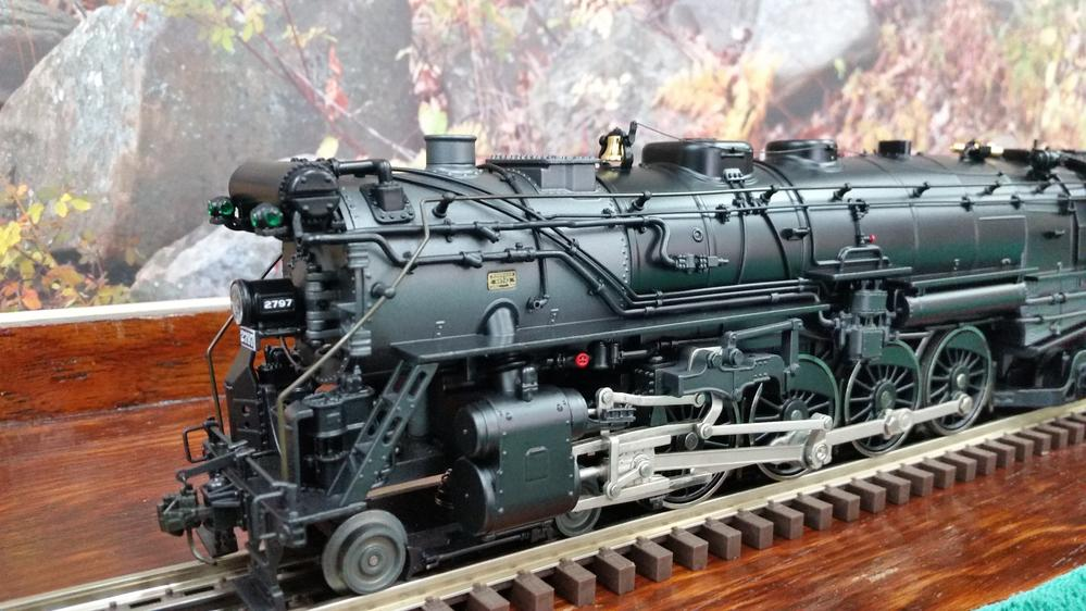 20160723_095915 lionel legacy 6 11411 nyc l 2a mohawk for sale or trade (trade  at cita.asia