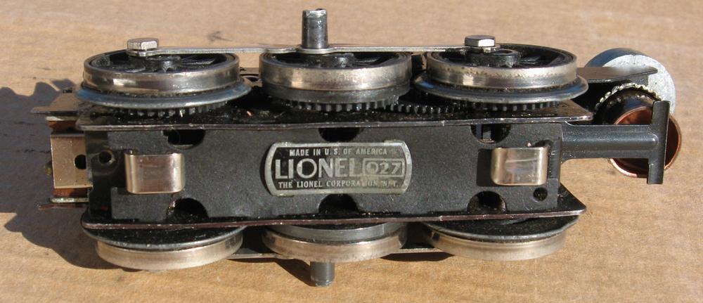 Lionel 2026 Which variation do you prefer – Lionel Train 671 Wiring-diagram