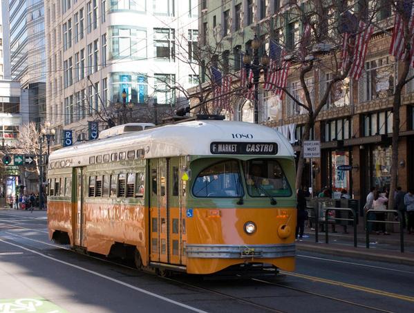 PCC Streetcar #8 [1 of 1)