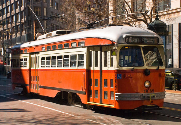 PCC Streetcar #5 [1 of 1)