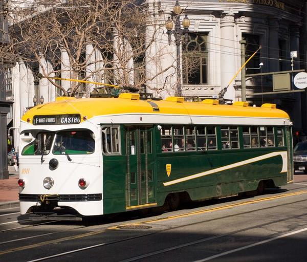 PCC Streetcar #1 [1 of 1)